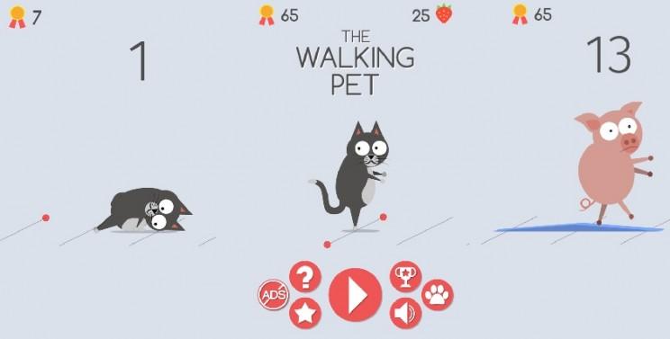 Walking Pet