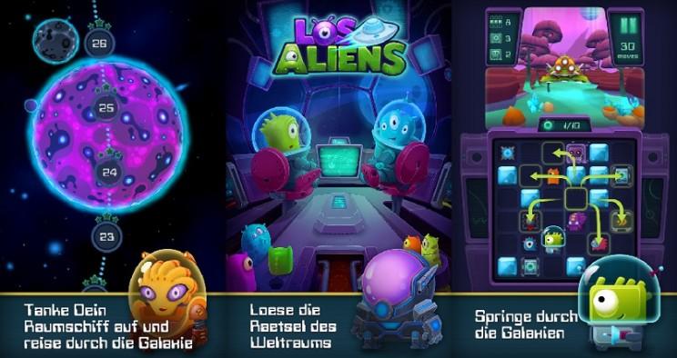 Aliens kostenlos spielen