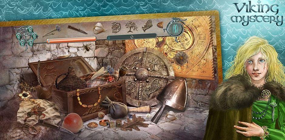 In Viking Mystery ist der Teufel los