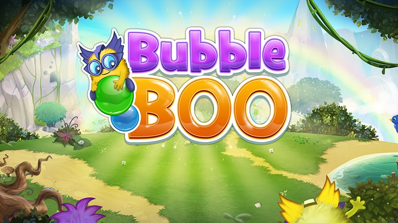 Bubble Boo ist ein toller Bubble-Shooter