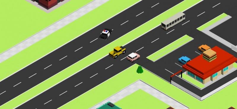 Smashy Road Spielen