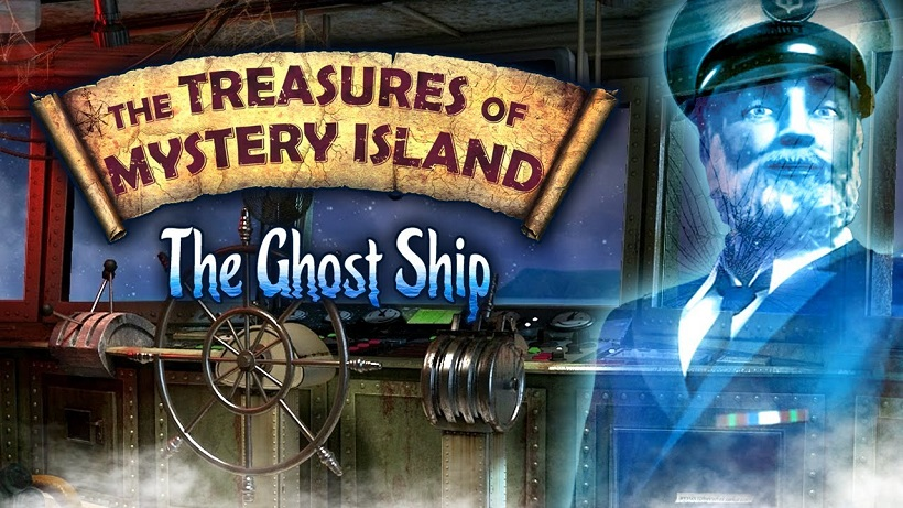 The Treasures Of Mystery Island – The Ghost Ship