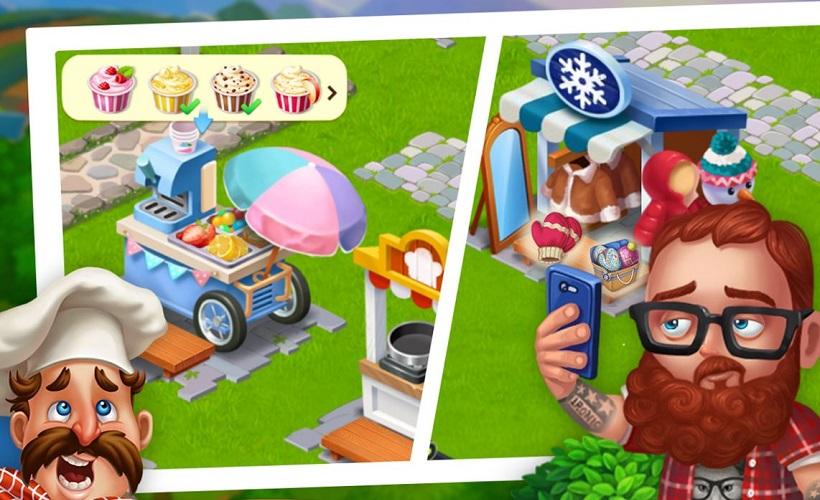 Das Spiel What a Farm wurde leider aus den Stores entfernt!