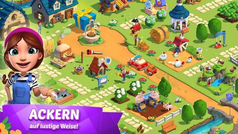 Tipps und Tricks zum Farmspiel Meine Bio Farm