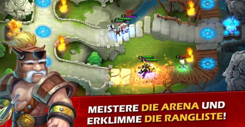 Castle Clash Ära der Legenden