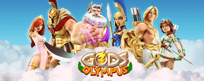 Götter Des Olymp Spiel