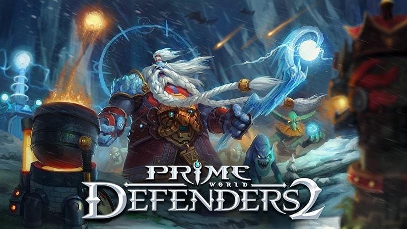 Spielt hier das Tower-Defense-Spiel Defenders 2