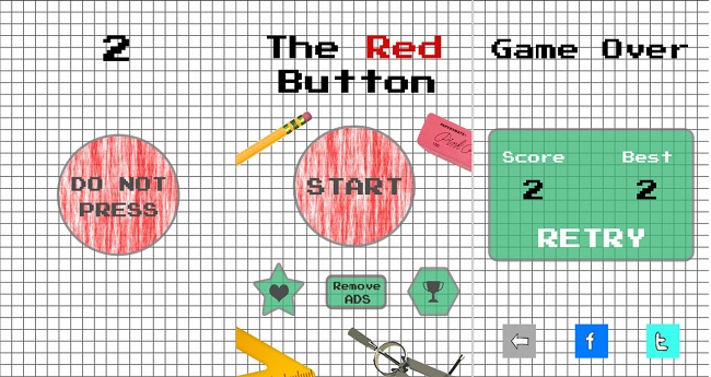 The Red Buttonv