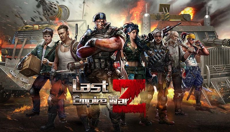 Last Empire-War Z hat ein Update erhalten