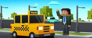 Kostenlose Spiele-Apps - das sind Bilder zum Spiel Loop Taxi