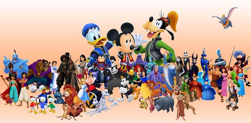 Die besten Disney Spiele kostenlos spielen