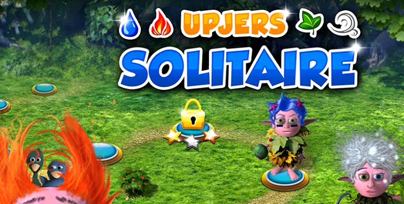 Upjers Solitaire