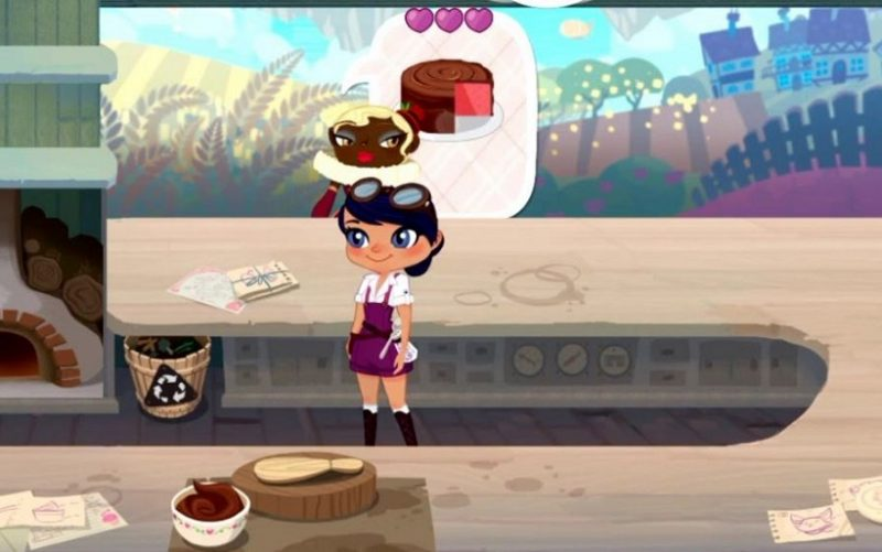 Bakery Blitz Cooking Game