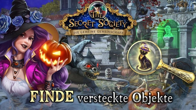 Es gibt neue Spielszenen in The Secret Society