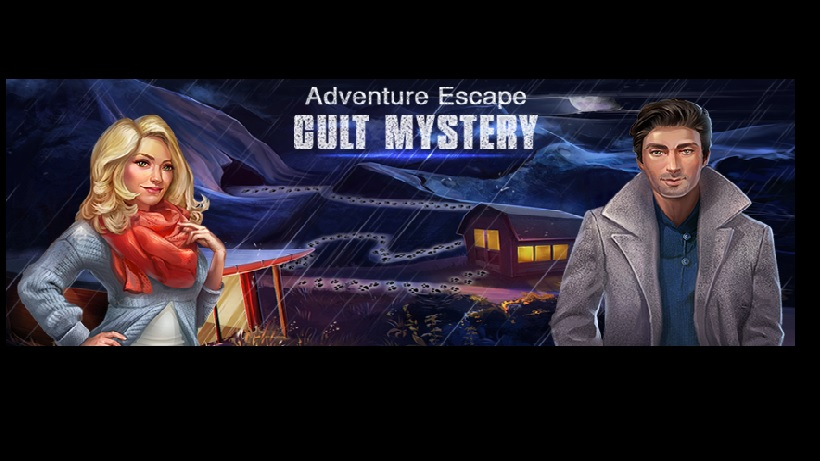 Entkommt in Adventure Escape Cult Mystery