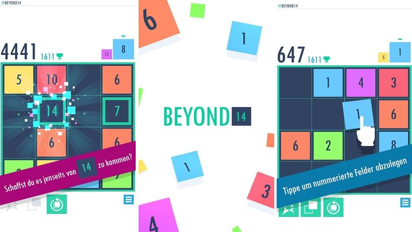 Beyond 14 ist und bleibt eines meiner Lieblingsspiele!