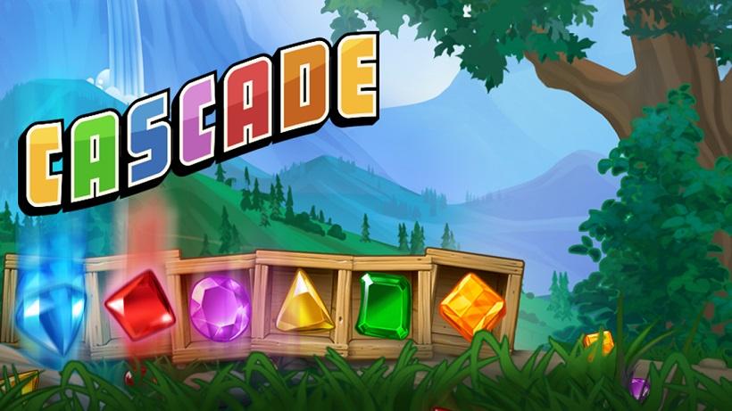 Cascade ist ein nahezu perfektes Match 3-Spiel