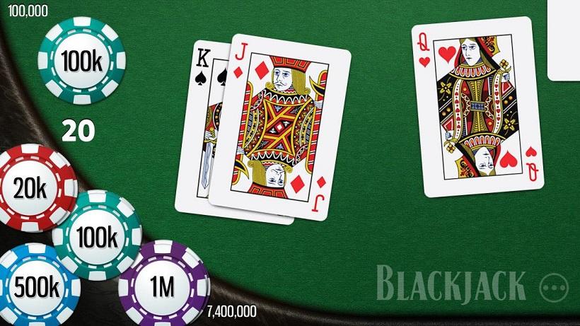 Blackjack Kostenlos