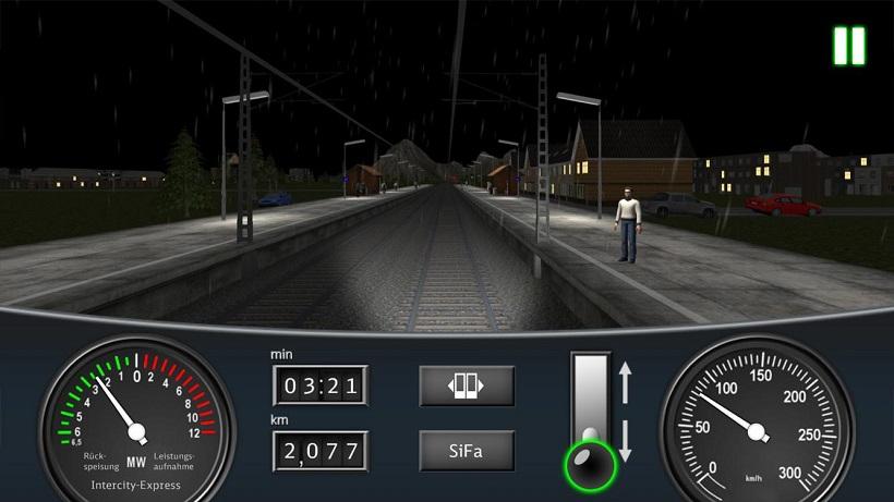 Thank you for playing DB Zug Simulator