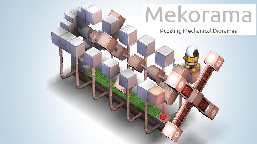 Mekorama ist ein optisch brillantes Geschicklichkeitsspiel