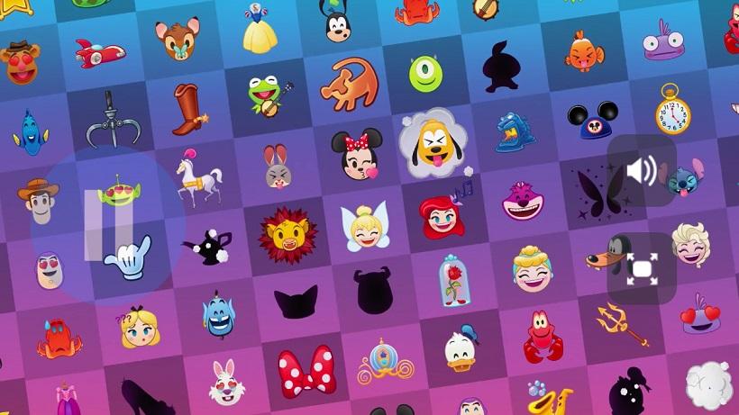 Disney Emoji Blitz lahmt ein bisschen