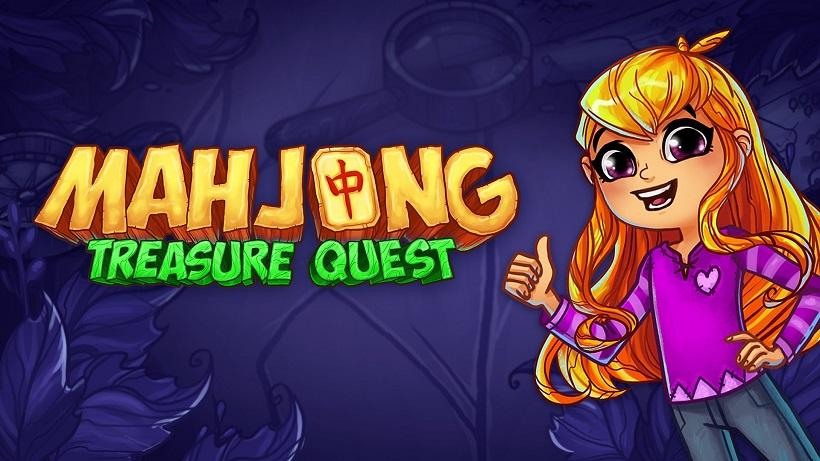 Kostenlose Spiele-Apps - das sind Bilder zum Spiel Mahjong Treasure Quest