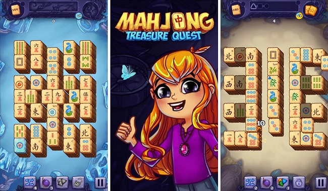 Mahjong Treasure Quest