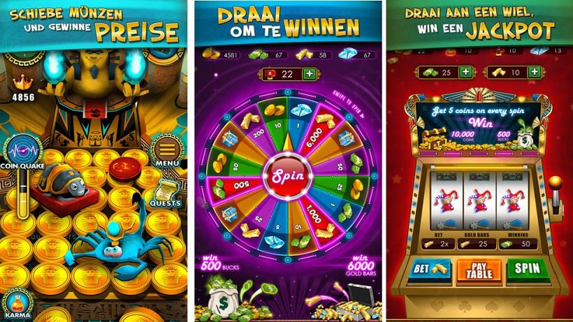 Casino online free spins no deposit