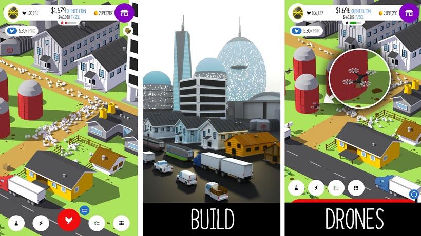 Egg, Inc. ist ein Spiel für Ei-frige Spieler