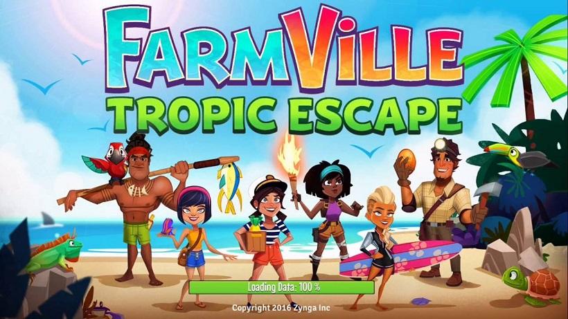 Farmville Tropic Escape heißt jetzt FarmVille 2