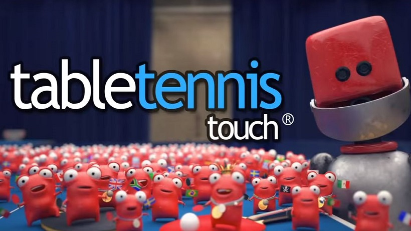 Table Tennis Touch ist die beste Tischtennis-Simulation