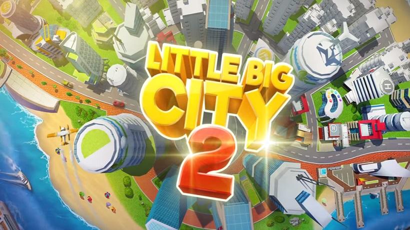 Little Big City 2 wurde aktualisiert