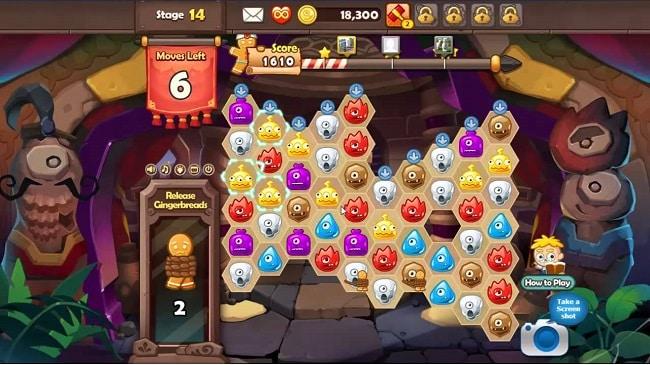 monster busters kostenlos spielen