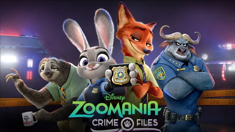 Zoomania Crime Files