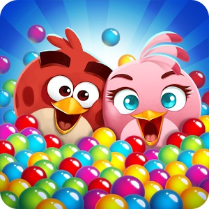 Angry Birds Pop Bubble Shooter Update