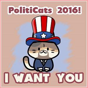 PolitiCats Free Clicker Game