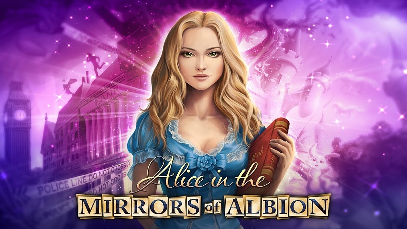 Es gibt neue Events in Alice in the Mirrors of Albion