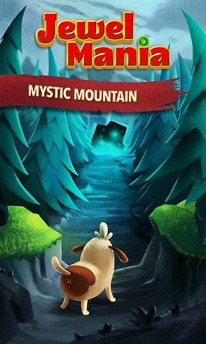 Jewel Mania Mystic Mountain