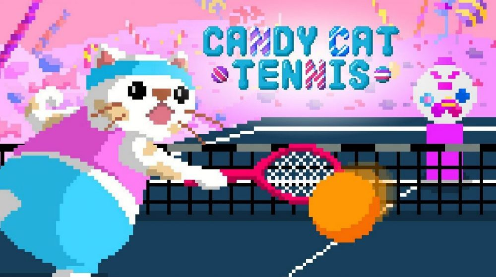 Candy Cat Tennis