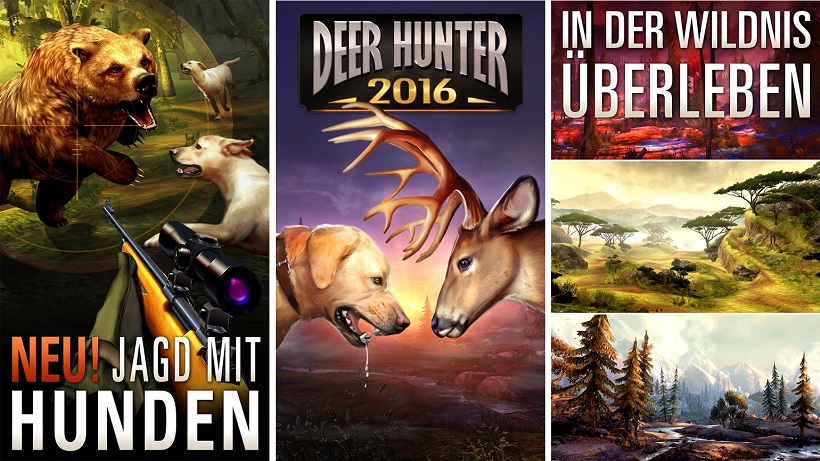 Deer Hunter schickt euch auf eine 3D-Wildjagd