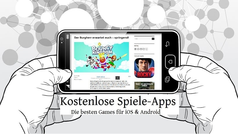 Die besten kostenlosen Spiele-Apps des Jahres