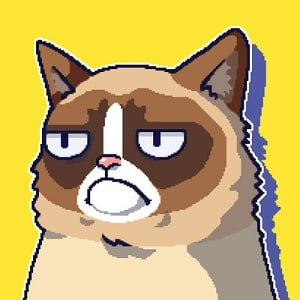 Grumpy Cat's