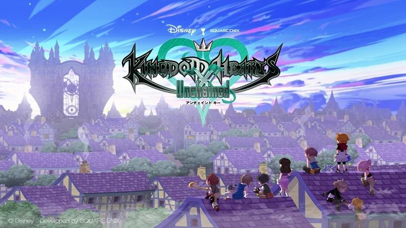 Wenn Disney-Helden auf Final Fantasy-Stars treffen
