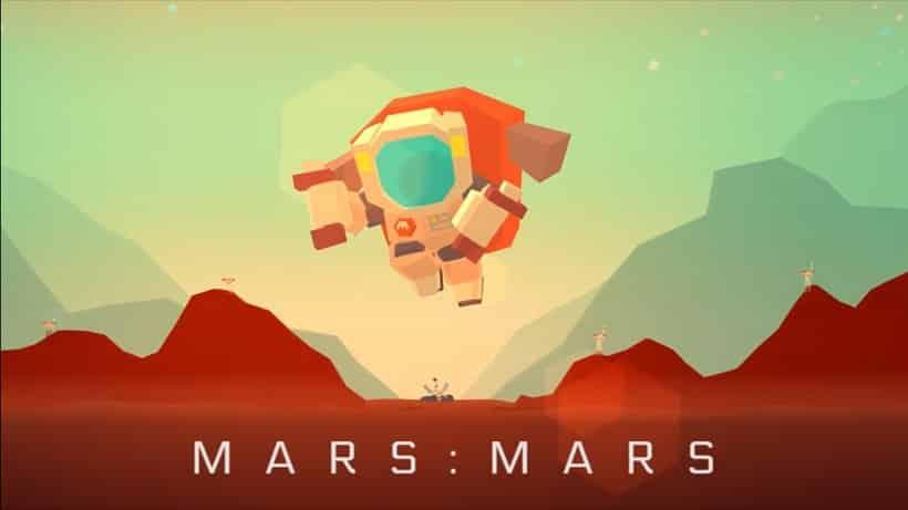 Erkundet den Mars in Mars: Mars – was sonst!