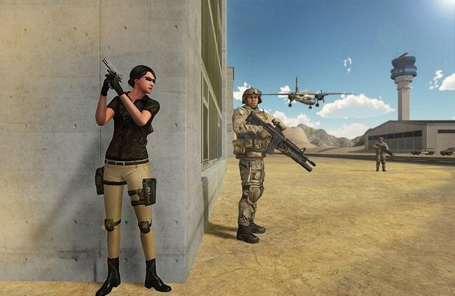 Geheimagent Stealth-Mission