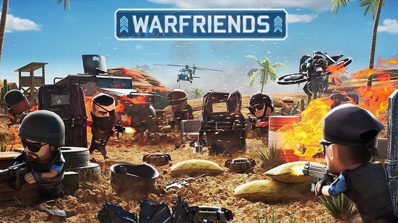 WarFriends gefällt aktuell vielen Gamern