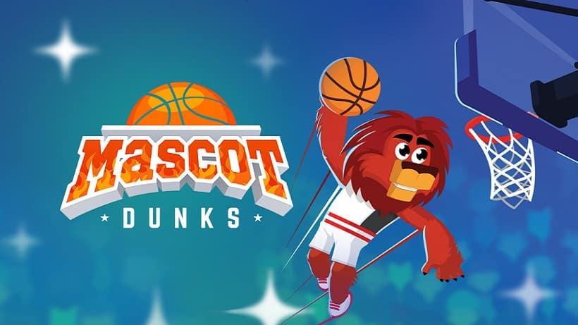 In Mascot Dunks könnt ihr High-Flying Jumps vollführen