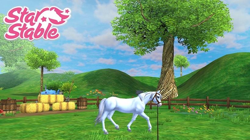 Es gibt jetzt neue Vollblüter Star Stable Horses