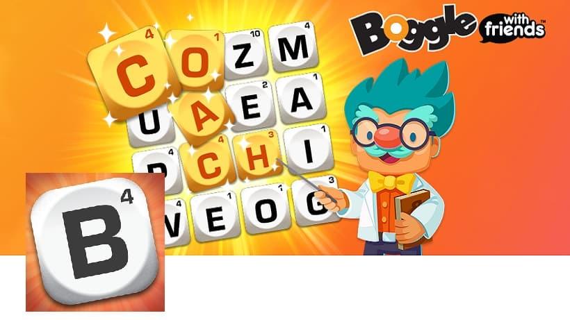 Für Wortakrobaten: Boogle With Friends von Zynga