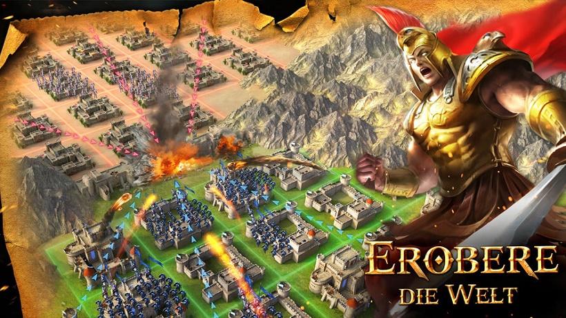 Für Strategen: Immortal Conquest Europe